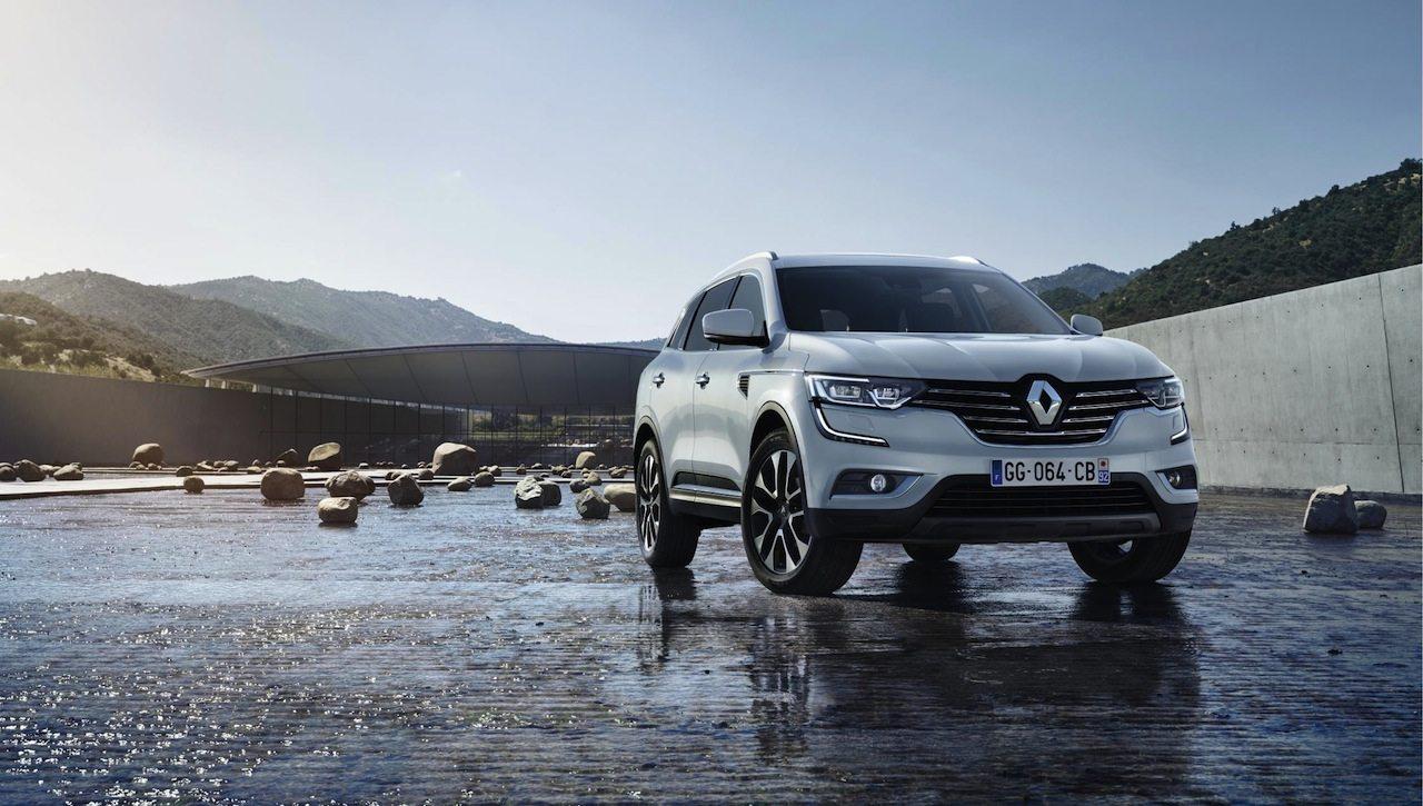 Renault Koleos 2017 01