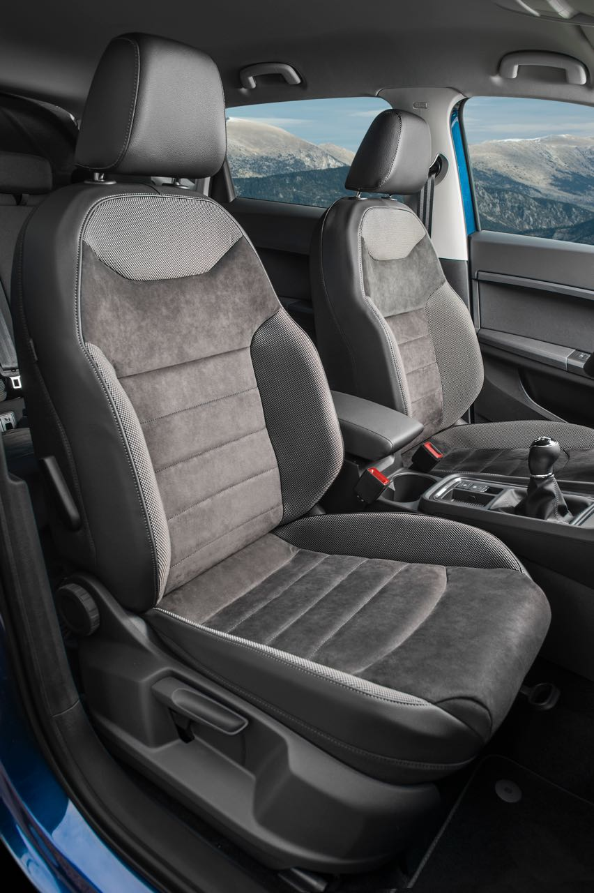 seat ateca ecomotive en di sel y gasolina. Black Bedroom Furniture Sets. Home Design Ideas