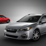 Subaru Impreza 2017 gama