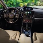 Subaru Impreza 5 puertas 2017 Limited interior 02