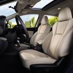 Subaru Impreza 5 puertas 2017 Limited interior