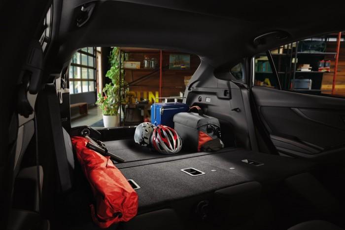 Subaru Impreza 5 puertas 2017 Limited maletero