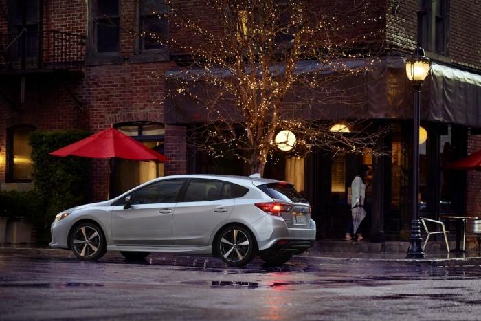 Subaru Impreza 5 puertas 2017 Sport 03
