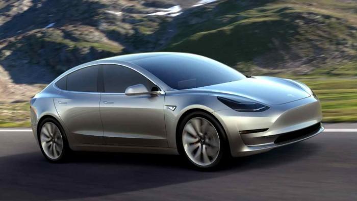 Tesla Model 3 2017 4