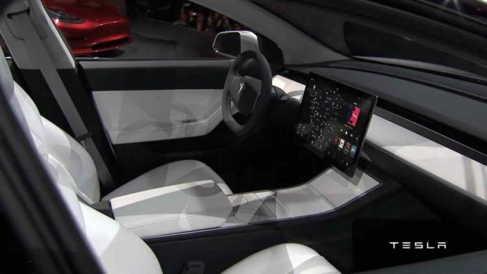 Tesla Model 3 2017 9