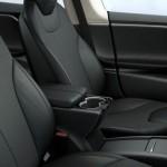 Tesla Model S 2017 USA interior 01