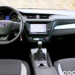 Toyota Avensis 150D prueba 037