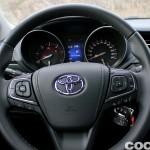 Toyota Avensis 150D prueba 039