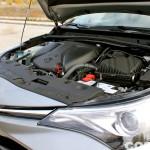 Toyota Avensis 150D prueba 100