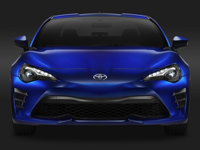 Toyota GT86 2017 10