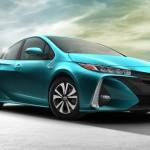 Toyota Prius Prime 2017 1