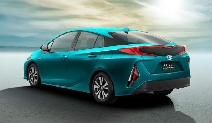 Toyota Prius Prime 2017 2