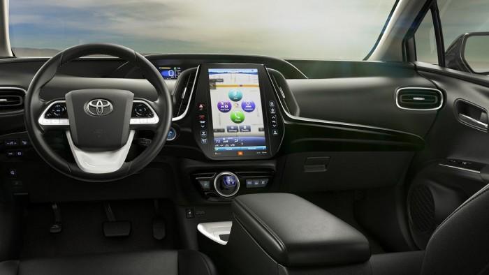Toyota Prius Prime 2017 5