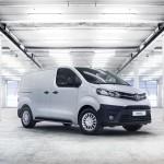 Toyota Proace Van 2016 10