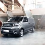 Toyota Proace Van 2016 26