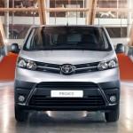 Toyota Proace Van 2016 52