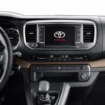 Toyota Proace Verso 2016 interior 02