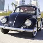Volkswagen Beetle Oval Window 1954 Green Day 02