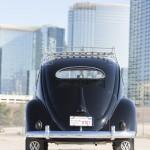 Volkswagen Beetle Oval Window 1954 Green Day 04