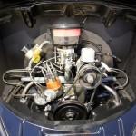 Volkswagen Beetle Oval Window 1954 Green Day motor 02