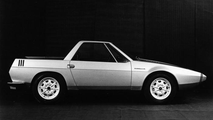 Volkswagen Karman Cheetah Concept 1971 01