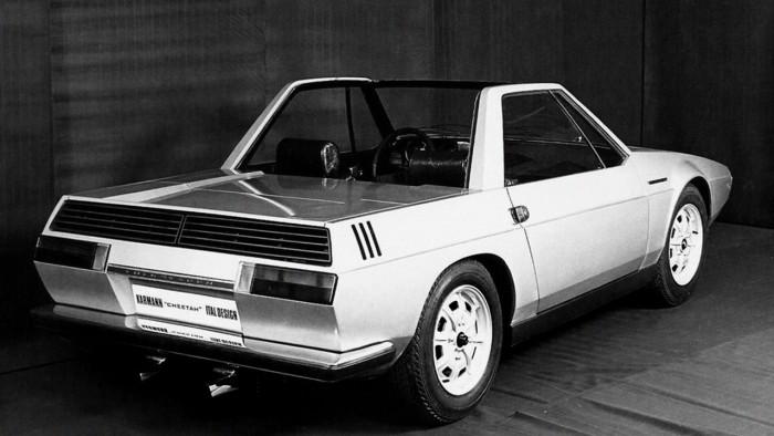 Volkswagen Karman Cheetah Concept 1971 06