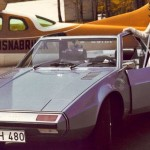 Volkswagen Karman Cheetah Concept 1971 11