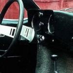 Volkswagen Karman Cheetah Concept 1971 interior 2