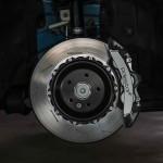 Volvo S60 and V60 Polestar brake disc
