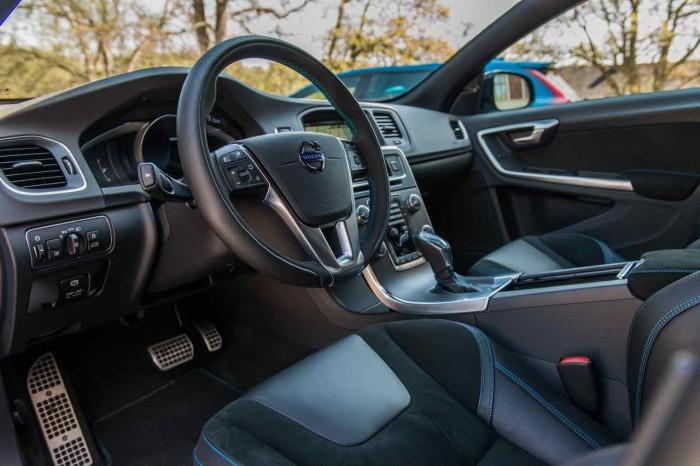Volvo S60 Polestar 2016 interior