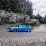 Volvo V60 Polestar location, motion