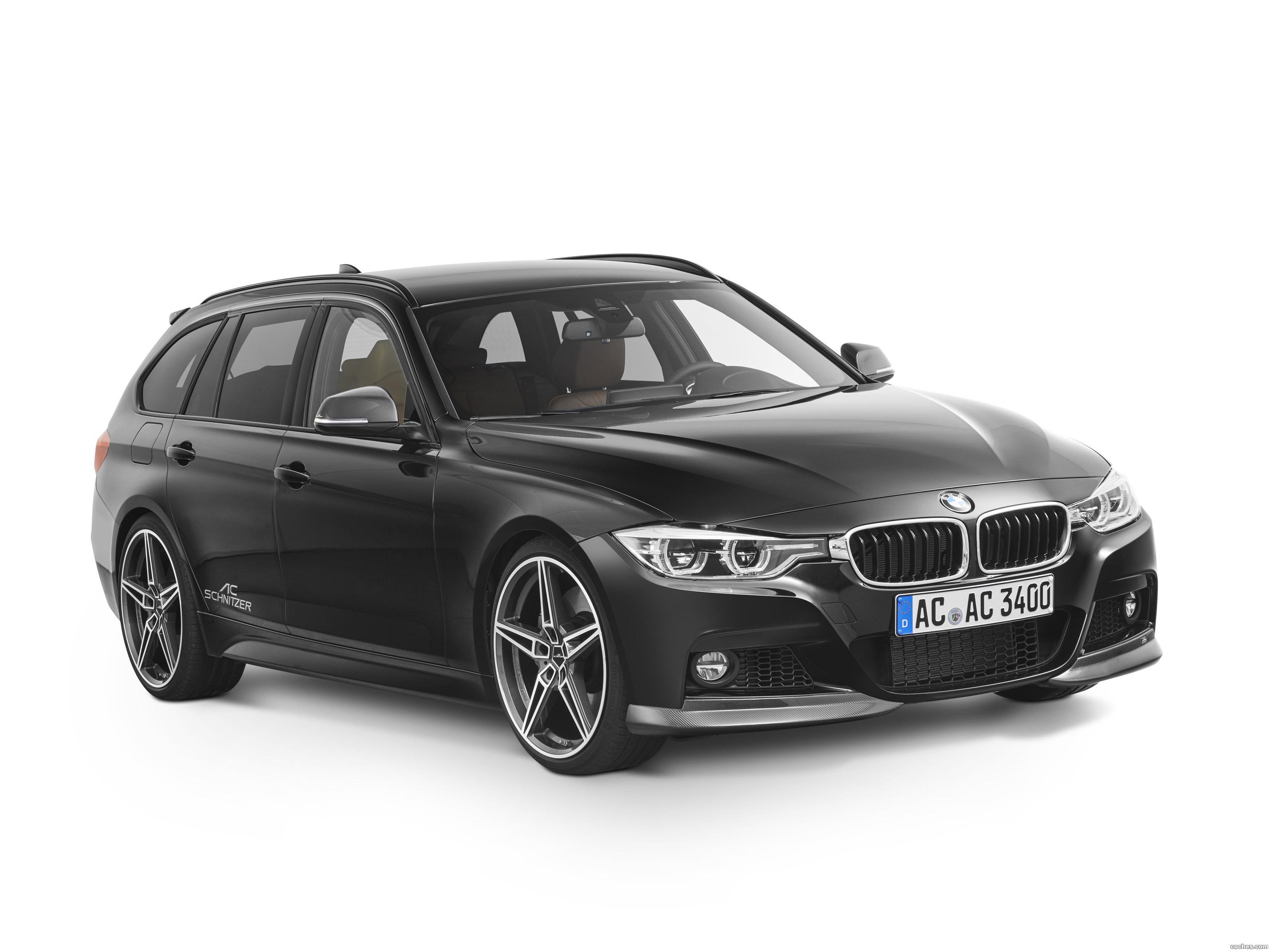 fotos de bmw ac schnitzer serie 3 acs3 touring f31 2015. Black Bedroom Furniture Sets. Home Design Ideas