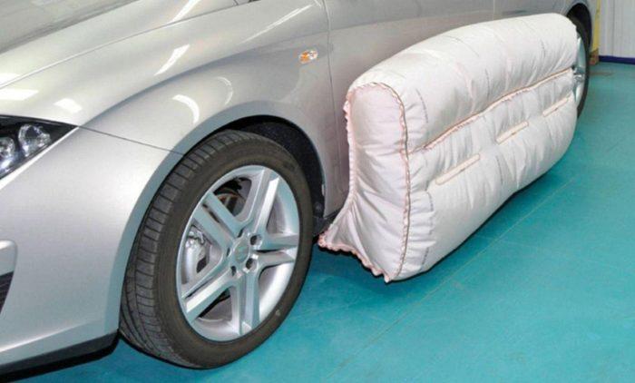airbag externo