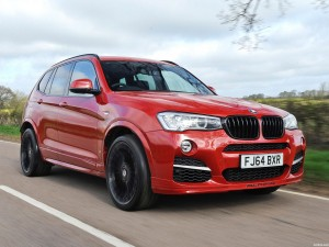 Alpina XD3 Bi-Turbo F25 UK 2014