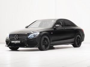 Brabus Mercedes Clase C C450 AMG Sport W205 2016