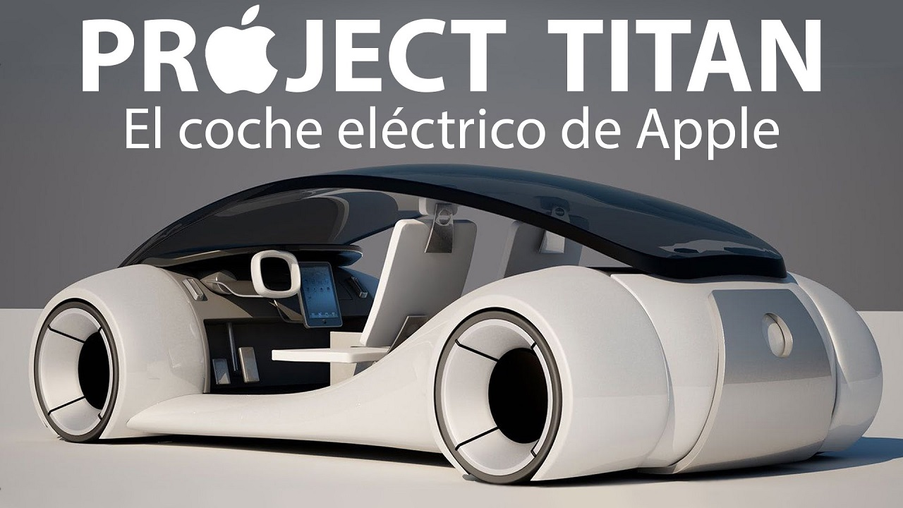 coche de apple