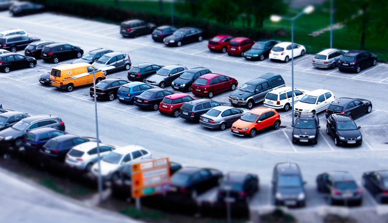 coches aparcamiento