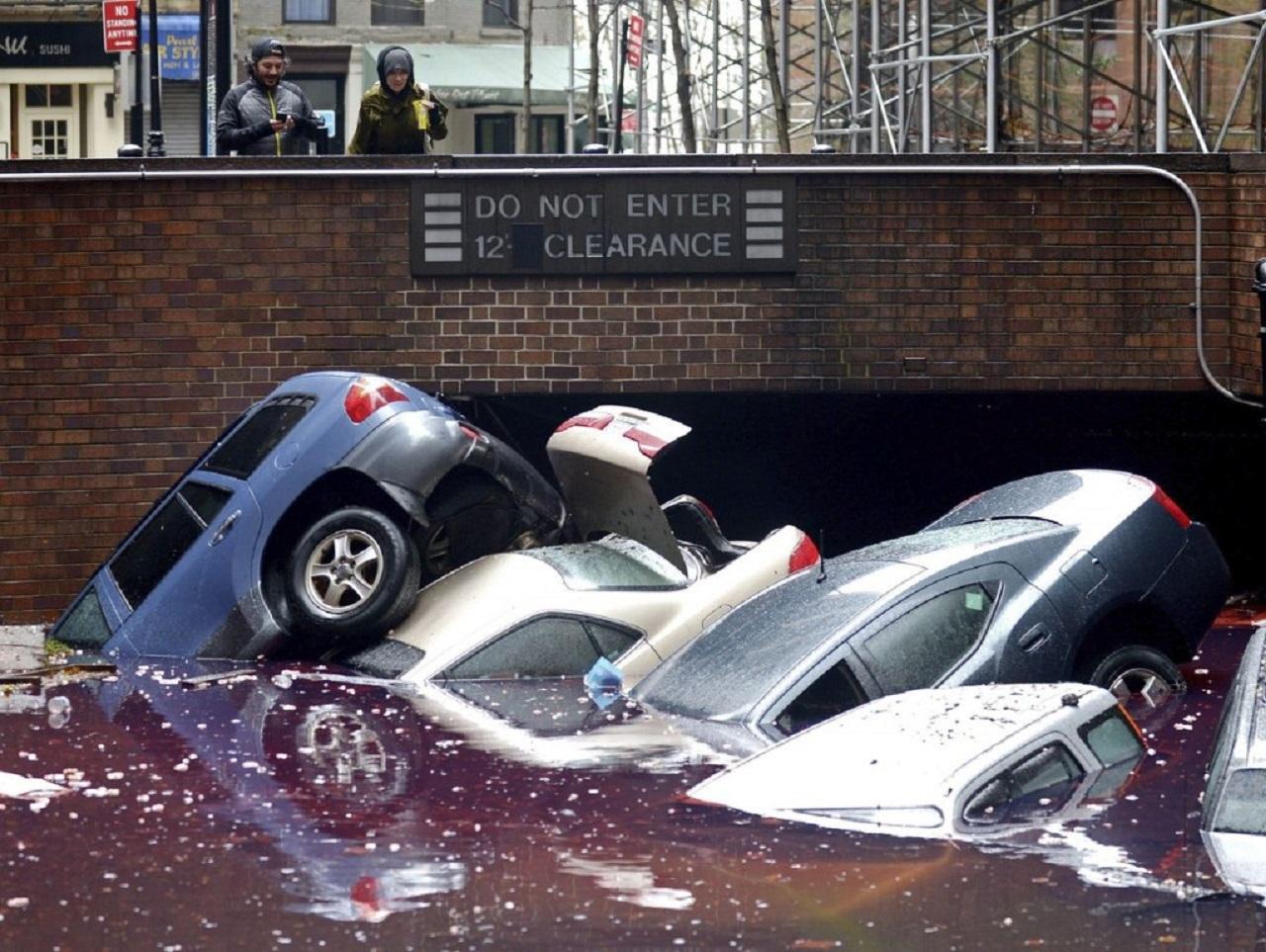 daños desastres naturales