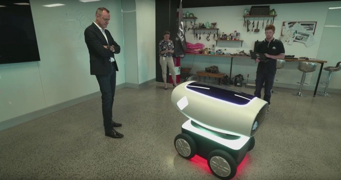 dominos dru delivery robot 04