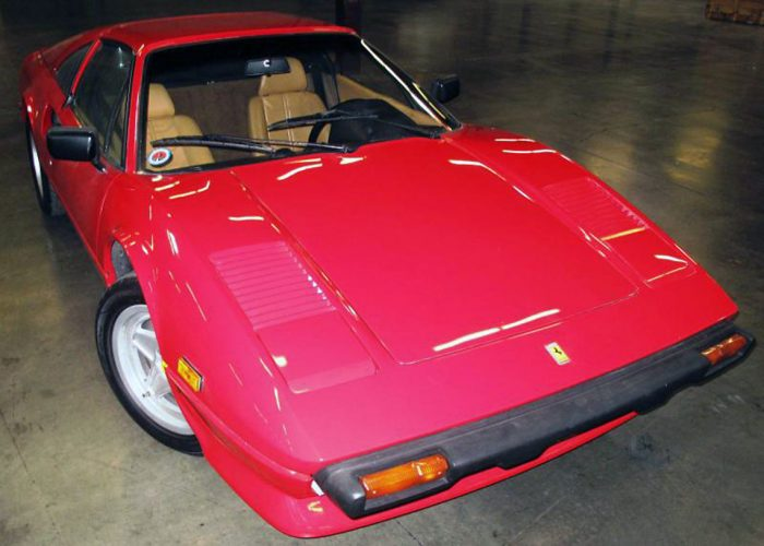 Ferrari 308 robado