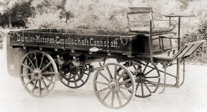 furgoneta Daimler