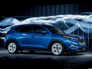 Hyundai Tucson Bisimoto Engineering 2015