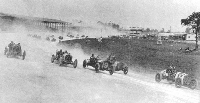 El circuito de Indianapolis