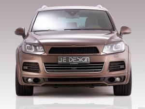JE Design Volkswagen Touareg Widebody 2014