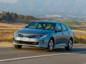 Kia Optima Plug In Hybrid 2016