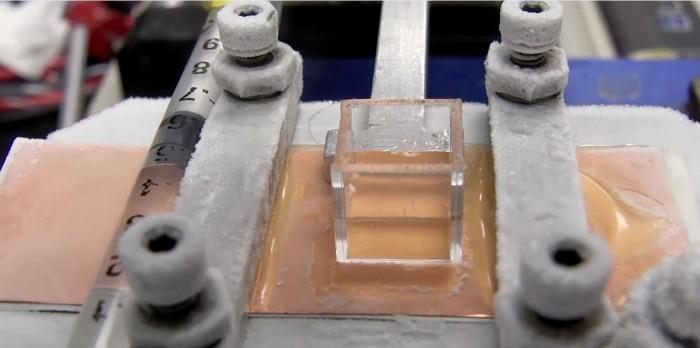 liquido para quitar hielo del parabrisas