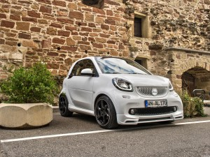 Lorinser Smart ForTwo Coupe 2015