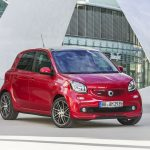 smart forfour BRABUS 2016 03