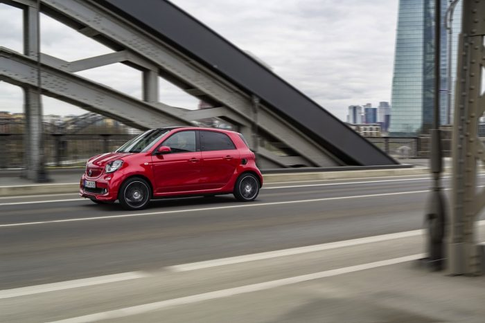 smart forfour BRABUS 2016 05
