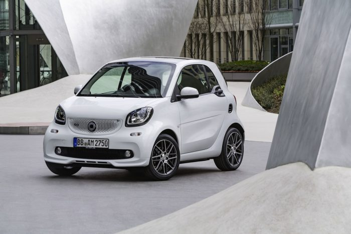 smart fortwo BRABUS 2016 05